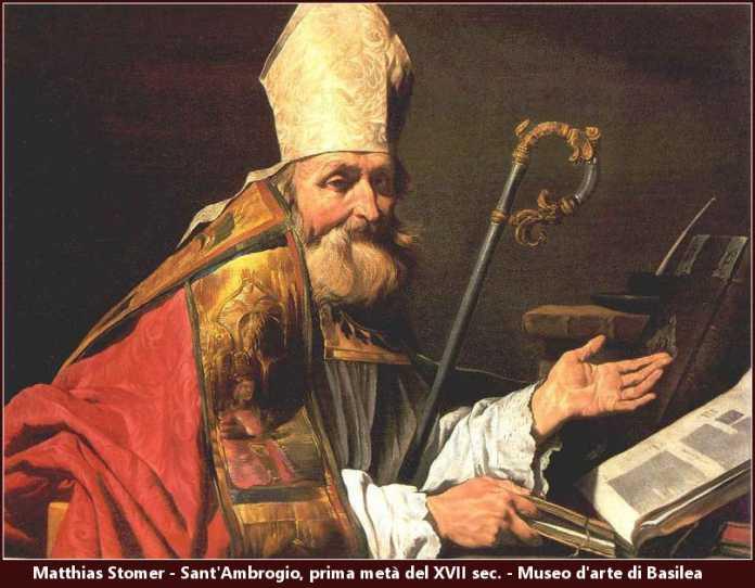 Sant'Ambrogio, patrono di Milano (7 dicembre): Storia e Tradizioni