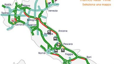 Photo of Previsioni Traffico per la Vigilia di Natale 2016
