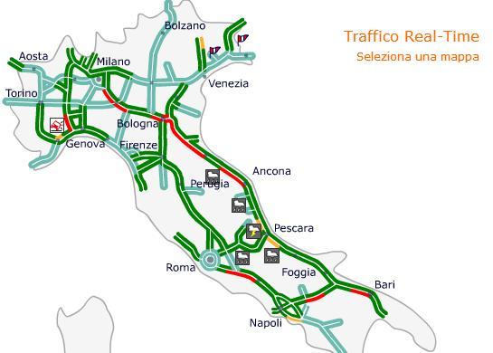 Previsioni Traffico per la Vigilia di Natale 2016 2