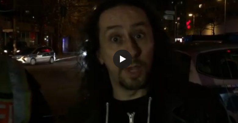 Attentato Berlino, Testimone racconta cosa è successo (Video)
