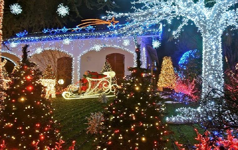 L Apprendista Di Babbo Natale.La Casa Di Babbo Natale A Milano Campobassopellicce