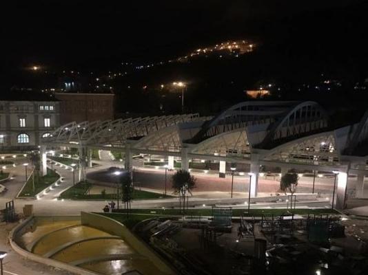 """""""Le Cotoniere"""" a Salerno: il nuovo centro commerciale inaugurato oggi (2 dicembre 2016)"""