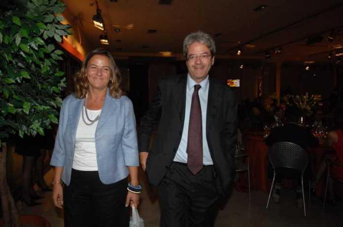 Chi è Emanuela Mauro? Moglie di Gentiloni: info biografia