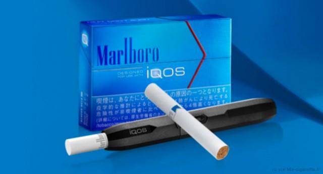 Sigaretta elettronica iQos Marlboro: Cos'è e dove trovarla?