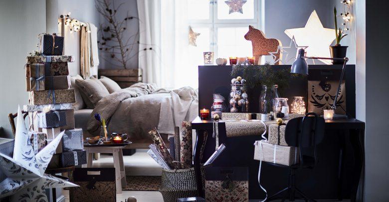 Winter Collection 2016: decorazioni di Natale Ikea