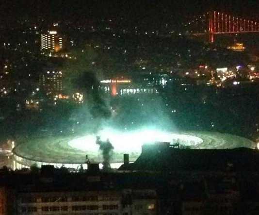 Esplosione ad Istanbul vicino Stadio del Besiktas: 20 feriti