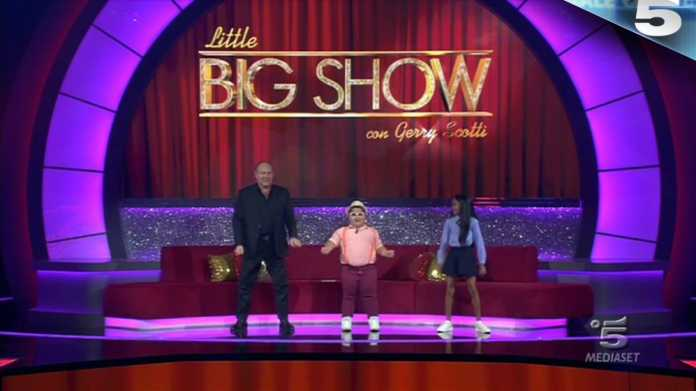 Replica Little Big Show Prima Puntata: Streaming su Video Mediaset (13 dicembre 2016)