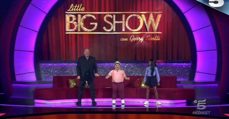 Replica Little Big Show Prima Puntata: Streaming su Video Mediaset (13 dicembre 2016)