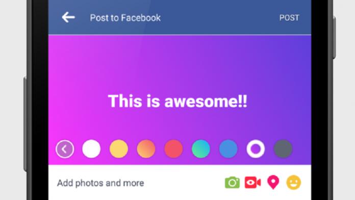 Stati Colorati su Facebook: Cosa Sono e Come Funzionano