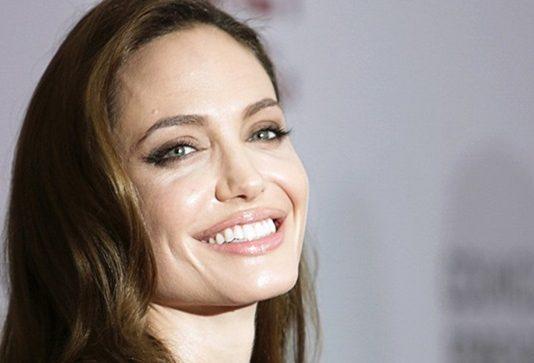 Angelina Jolie Testimonial di Guerlain, volto della nuova fragranza   Foto 2