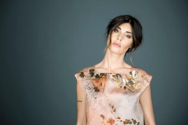 Bianca Atzei a Sanremo 2017 con Ora Esisti Solo Tu - Testo
