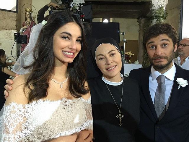 Che Dio ci aiuti 4 prima puntata: il Matrimonio di Azzurra e Guido