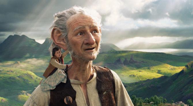 """""""GGG - Il Grande Gigante Gentile"""" di Steven Spielberg: Recensione"""