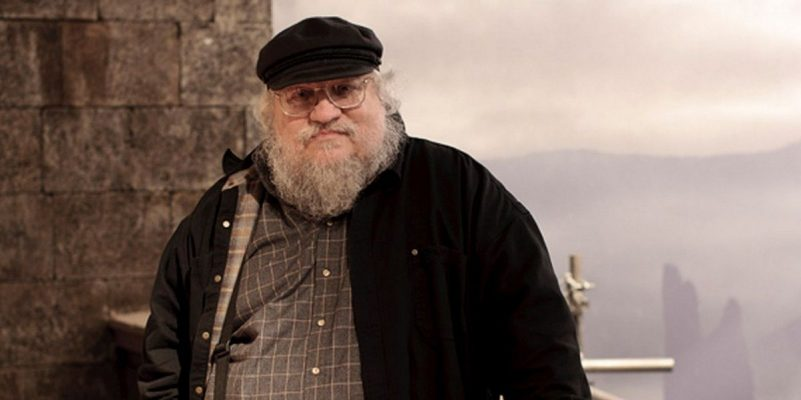 "George R. R. Martin, arriva il nuovo libro: ""Non è Winds of Winter"""