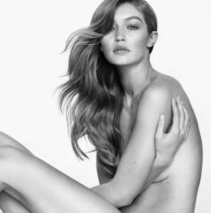 Gigi Hadid, senza veli per la nuova campagna di Stuart Weitzman (Foto) 1