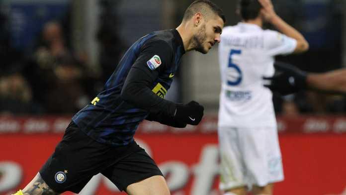 Inter-Chievo 3-1 Risultato Finale