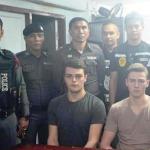 Due italiani arrestati in Thailandia