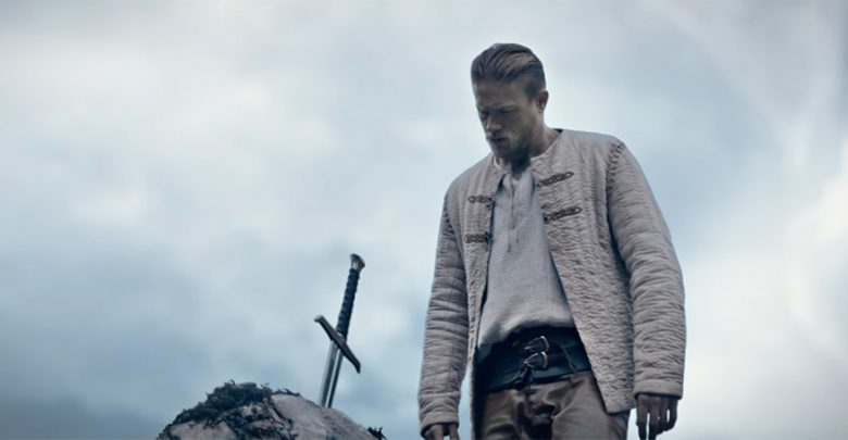 """King Arthur: Legend of the Sword"", Cast e Trailer"