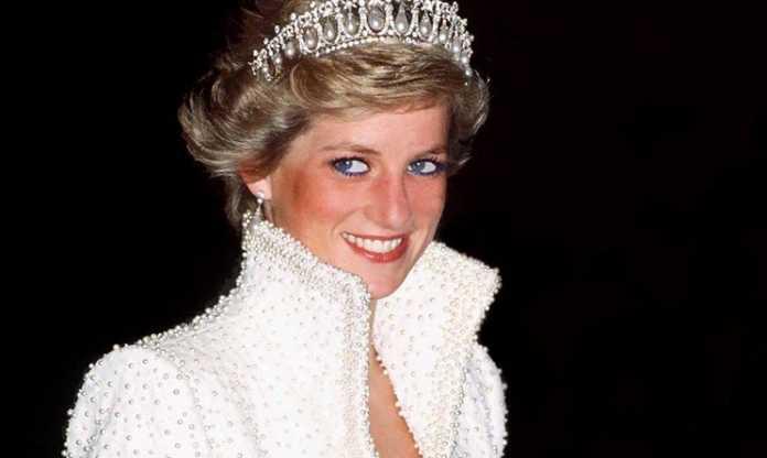 Lady Diana, mostra