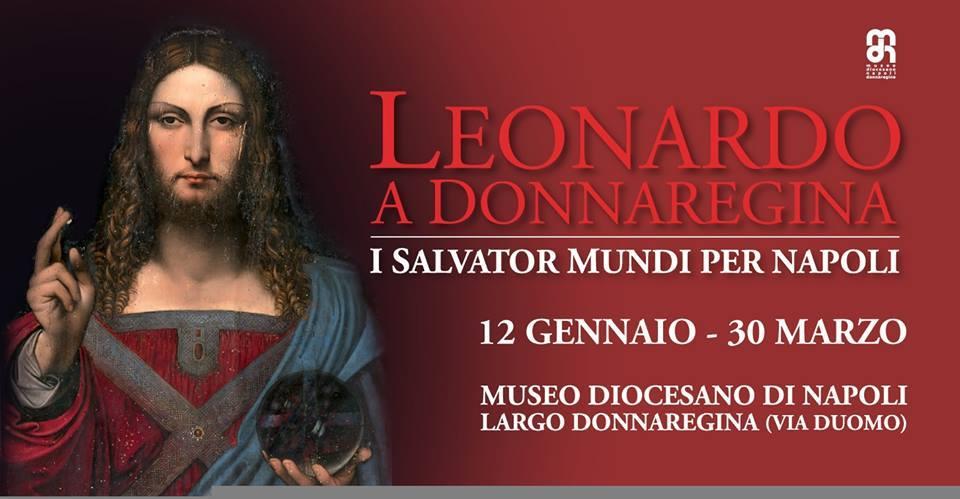 """""""Salvator mundi"""" al Museo Diocesano di Napoli: Programma e Opere Esposte"""