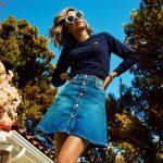 Miranda Kerr, nuova collezione Jeans per beneficenza