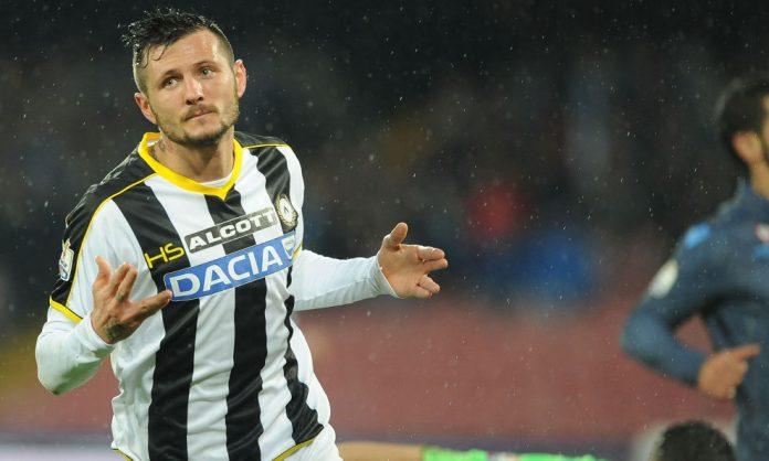 Udinese-Milan 2-1 Risultato Finale