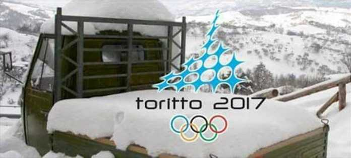 Toritto Olimpiadi Invernali 2017: Cos'è e Video Facebook