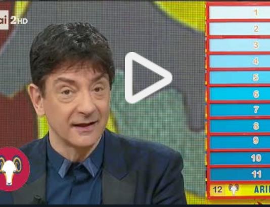 Classifica Oroscopo Paolo Fox: Video (22 Gennaio 2017)