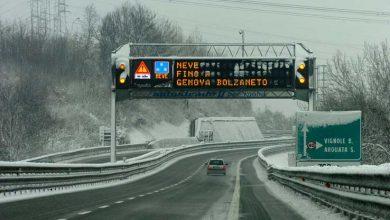 Photo of Autostrada A22 Traffico: neve all'altezza Brennero, chiusi il passo Giovo e Pennes