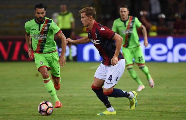 Voti Crotone-Bologna 0-1, Fantacalcio Gazzetta dello Sport