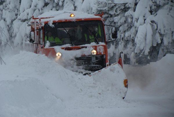 Emergenza Neve in Abruzzo: Zone a rischio e numeri utili