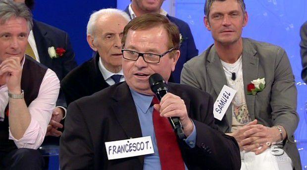 Uomini e Donne Over, Francesco Turco lascia: ha trovato l'amore fuori (Foto) 1