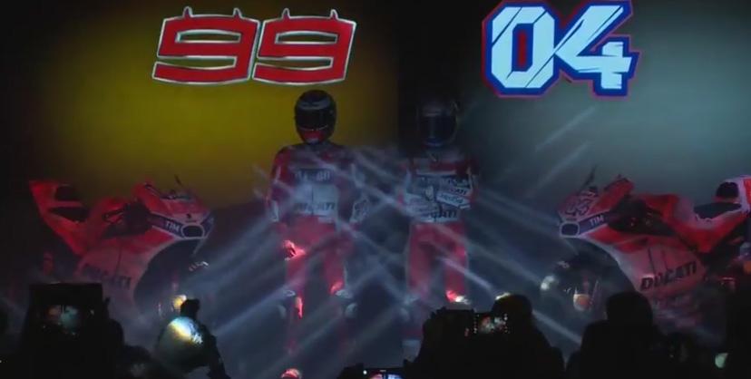 Nuova Ducati MotoGp 2017 (Foto Desmosedici) 2