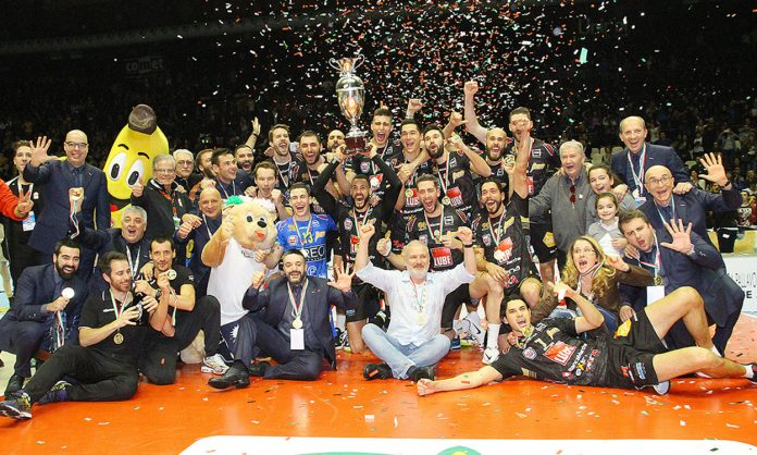Volley, Finale Coppa Italia: Civitanova-Trento 3-1