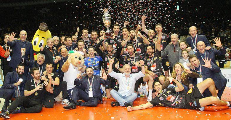 Volley, Finale Coppa Italia: Civitanova-Trento 3-1
