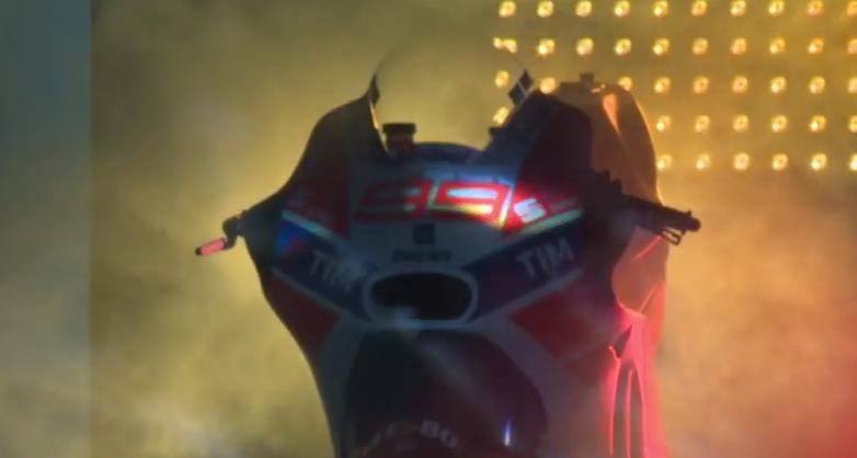 Nuova Ducati MotoGp 2017 (Foto Desmosedici) 4