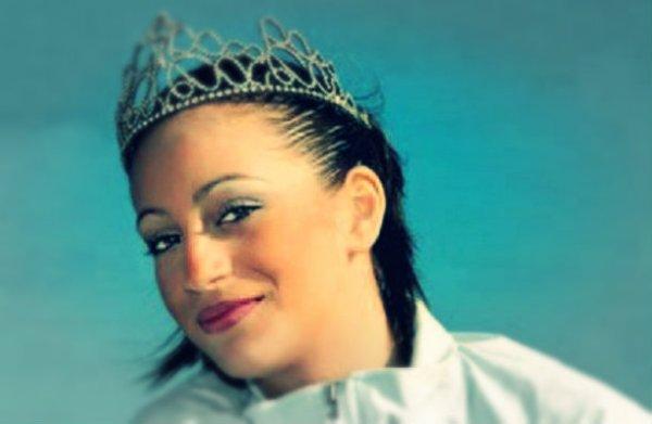 Miss Rosaria Aprea, arrestata per aggressione al suo ex