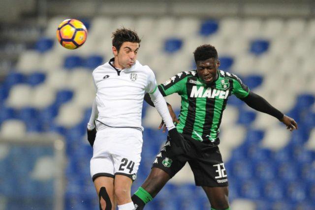 Video Gol Sassuolo-Cesena 1-2: Highlights e Sintesi (Coppa Italia 2016-2017)
