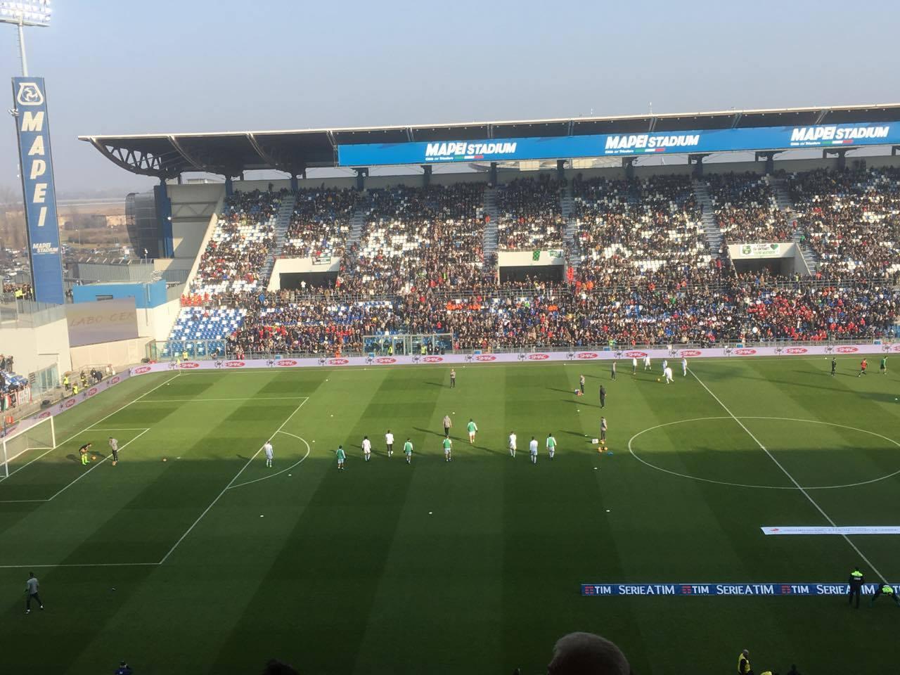 Sassuolo-Juventus 0-2 | Cronaca, Tabellino, Interviste e Foto 3
