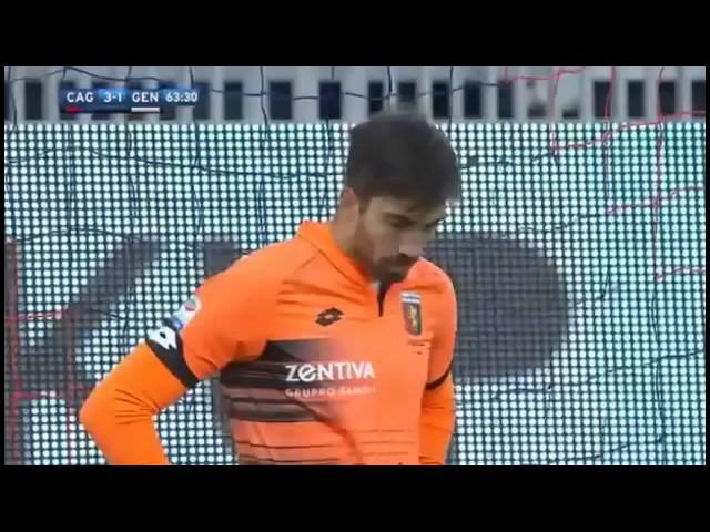 Video Gol Cagliari-Genoa 4-1: Highlights, Sintesi e Tabellino