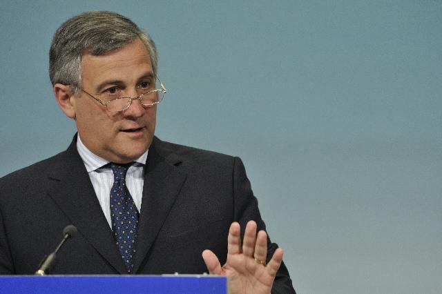 Tajani Presidente Parlamento Europeo: al ballottaggio ha battuto Pittella