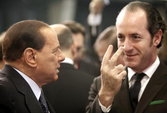 Zaia nuovo leader del Centrodestra, lo svela Silvio Berlusconi