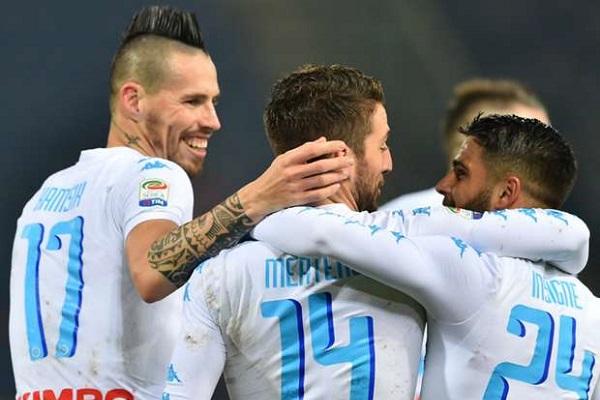 Voti Bologna-Napoli 1-7, Fantacalcio Gazzetta dello Sport