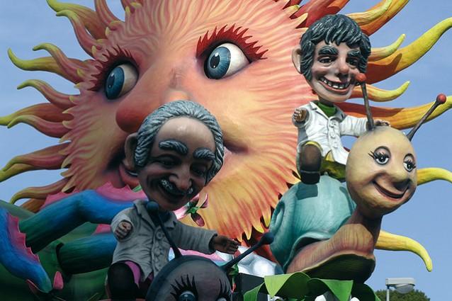 Carnevale di Putignano 2017: Sfilate ed Eventi
