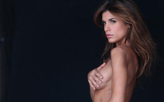 Elisabetta Canalis nuda contro l'uso delle pellicce 2