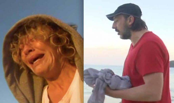 Isola dei Famosi 2017, litigi tra Massimo Ceccherini e Eva Grimaldi