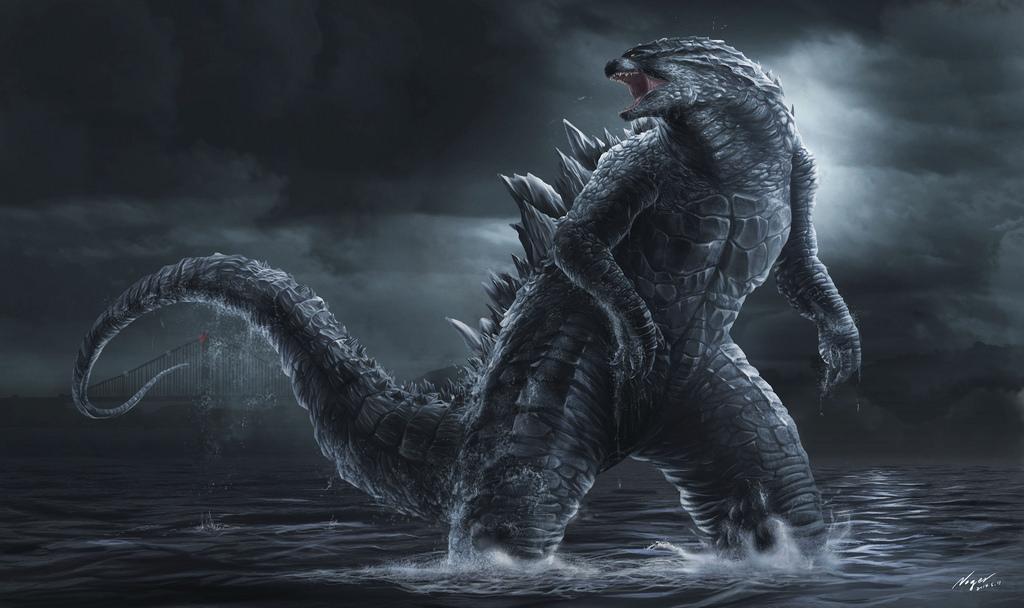 Godzilla, Film oggi su Italia 1 (17 Febbraio 2017): Trama e Cast