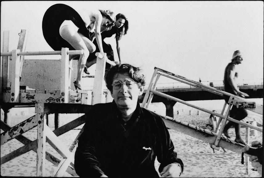 Museo Pan di Napoli, mostra fotografica di Helmut Newton: Data inizio 1