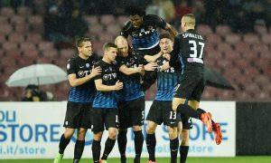 Napoli-Atalanta 0-2 Risultato Finale 2