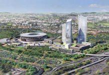 Nuovo Stadio della Roma, il Comune esprime un Parere Negativo